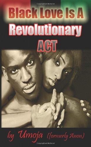 Black Love Revolutionary ACT Umoja product image