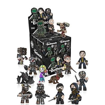 Funko Mystery Mini: Bethesda All Stars One Mystery Action Figure: Funko Mystery Minis:: Toys & Games