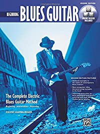 Complete Blues Guitar Method: Beginning Blues Guitar, Book & Online Media