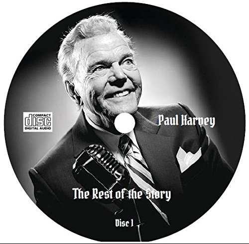 Paul Harvey: 'The Rest of the Story' Old Time Radio (651 Episodes) 32 Audio CD's (Paul Harvey The Rest Of The Story Cd)