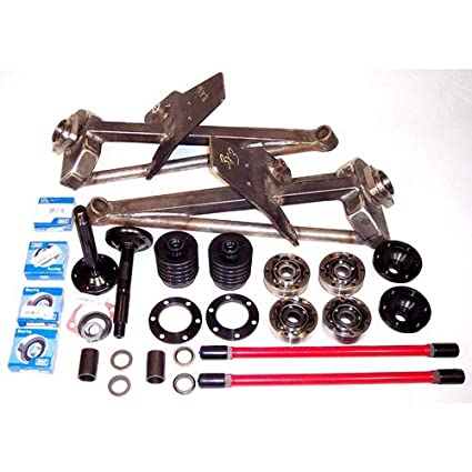 Amazon com: Trailing Arm Kit, 3X3 Arms, 930 CV Joints, For Type 1