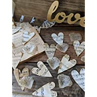 music themed wedding bridal shower or engagement party musical confetti