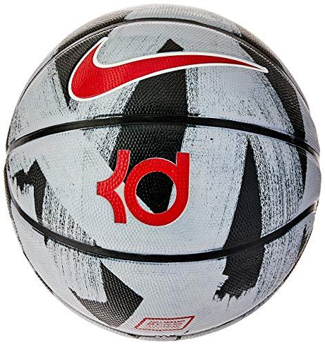 Bola de Basquete Kd Playground 8P Nike 7 Black/White/Univ.Red
