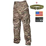 OSdream Men Military Airsoft Hunting Pants Combat Tactical Pants