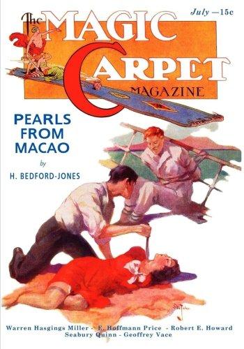Magic Carpet: July 1933 (Volume 12)