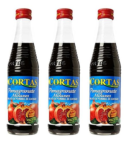 (Cortas Pomegranate Molasses, 10 oz (Pack of 3))