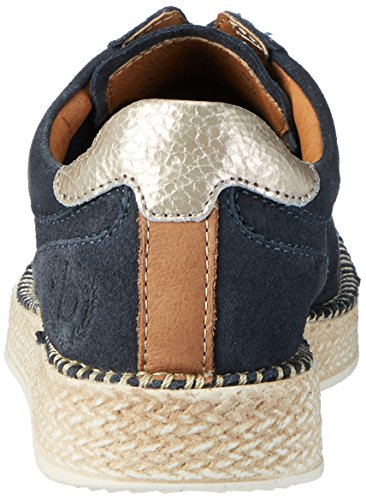 Bugatti Ladies J95043 Oxford Blue (blu Scuro 425)
