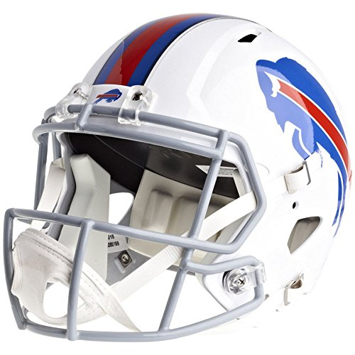 - Riddell Buffalo Bills Officially Licensed Speed Full Size Replica Football Helmet