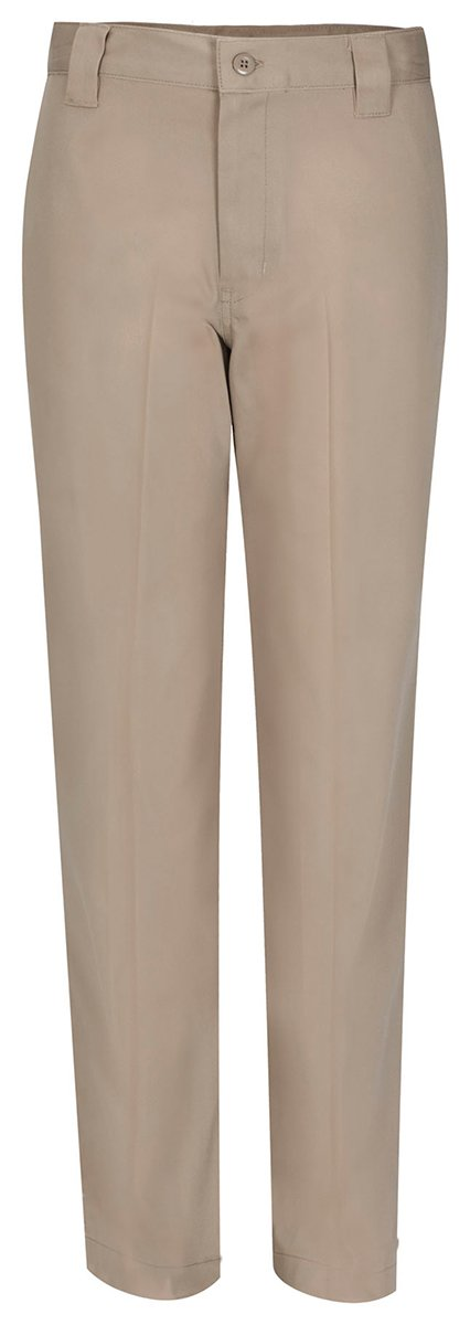 Boys' and Men's Skinny Leg Pants (Khaki;8)
