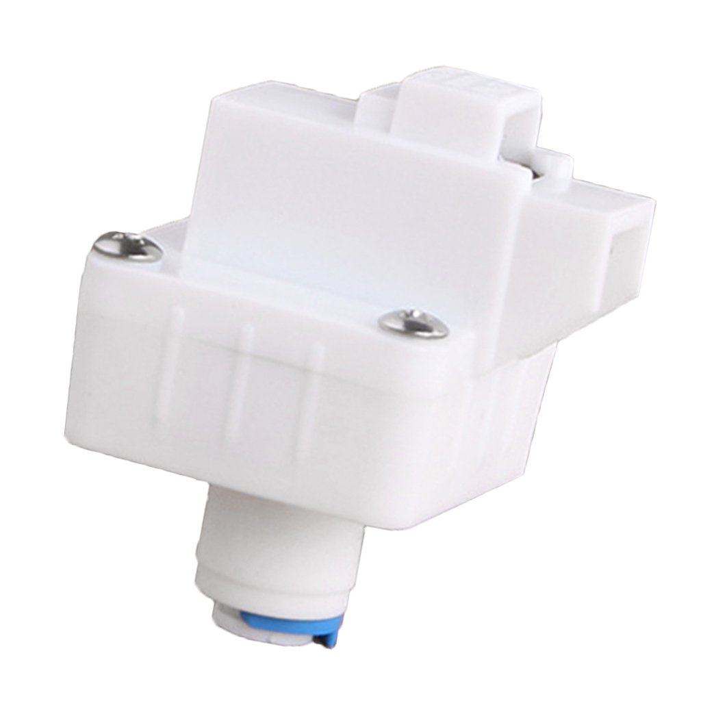 Milageto DN8 1//4  Water Control Valve Switch Low Pressure Water Filter Equipment