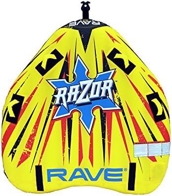 Rave Razor 2-Rider Towable best towable raft