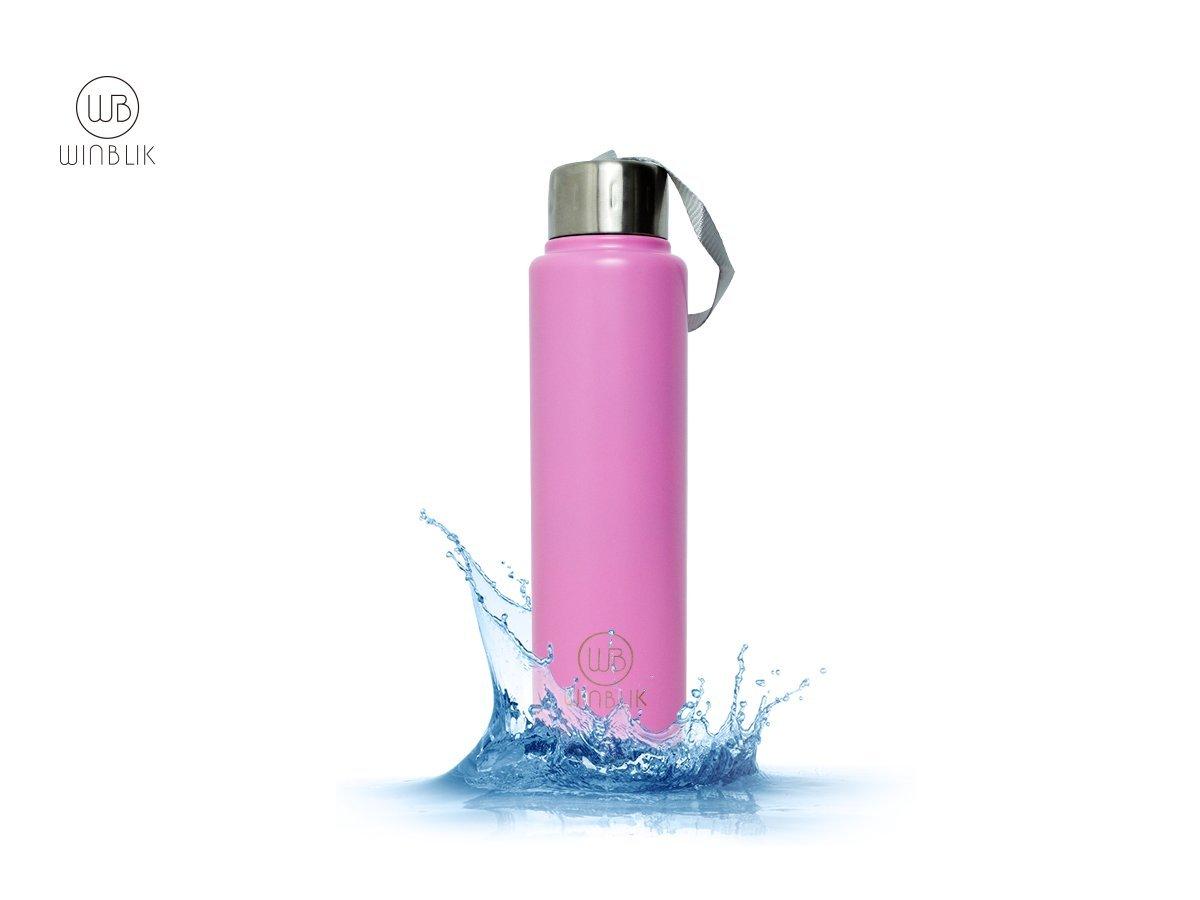Trinkflasche WINBLIK – 450ml -| Ideale Sport Trinkflasche ...