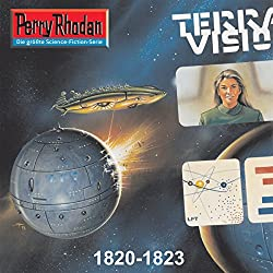 Edition Thoregon: Perry Rhodan 1820-1823
