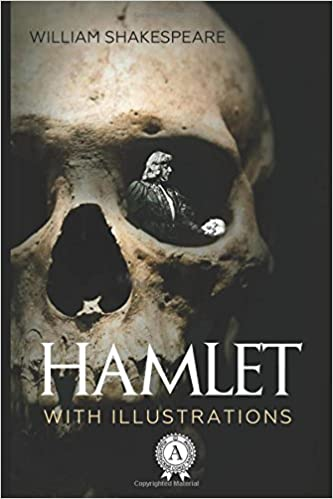 Hamlet By William Shakespeare Book Cover