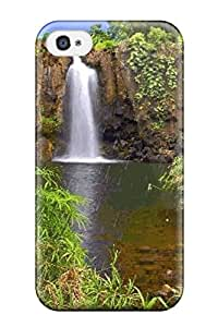 UQIaBRf10020mrQXr Nature Pictures Fashion Tpu 4/4s Case Cover For Iphone