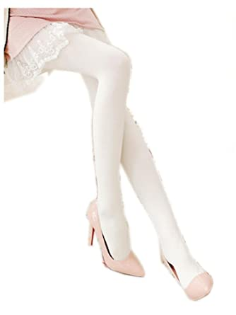 f51dfba20f93bf 【ぴゅありぼん】大きいサイズ XL パンティ ストッキング 白タイツ ロリータ ファッション TOKYO GOODS MARKET
