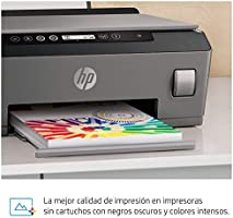 HP Smart Tank Plus 555 - Impresora multifunción (imprime, copia y ...