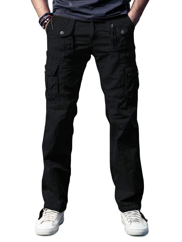 The Best Multi Pocket Cargo Pants for Men Reviews and