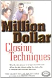 download ebook million dollar closing techniques by the million dollar round table center for productivity (1999-09-21) pdf epub