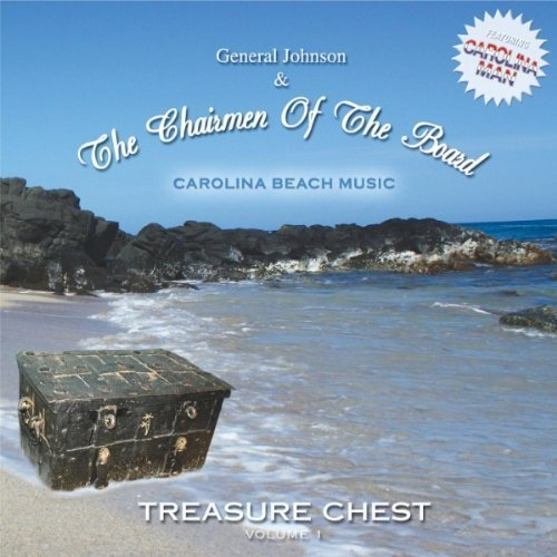 Price comparison product image Treasure Chest by Chairmen of the Board (2010-06-01)