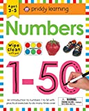 number tracing workbooks - Wipe Clean Workbook: Numbers 1-50 (Wipe Clean Learning Books)