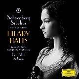 Schoenberg Violin Concerto Op.36/Sibelius Violin Concerto Op.47