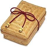 Miyabitake soot bamboo mat lunch during 70-033B (japan import)