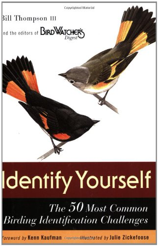 Identify Yourself: The 50 Most Common Birding Identification Challenges