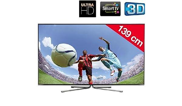 Marionola uhd55b6000is – Televisor LED 3D Smart TV + Soporte Mural Stile S800 – Negro: Amazon.es: Electrónica