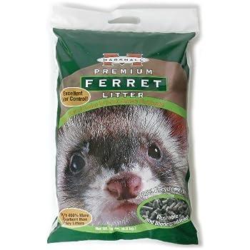 Amazon Com Marshall Ferret Litter 18 Pound Bag Pet