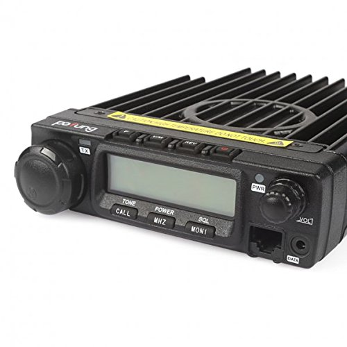 Baofeng 9500 Car Transceiver UHF 400-470MHz 50W 200CH wireless Mobile Radio