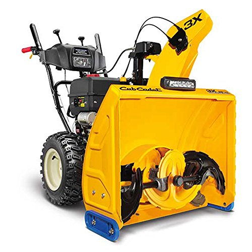 HD Cub Cadet 3X Snow Blower Thrower 28″ Gas Powered Electric Start Power Steering PRIOR YEAR MODEL CLOSEOUT
