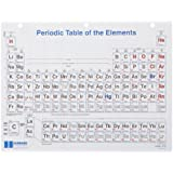 """American Educational Periodic Notebook Table Chart, 11"""" Width x 8-1/2"""" Height (Pad of 100 Sheets)"""