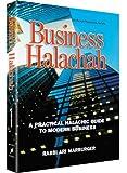 Business Halachah : A Practical Halachic Guide to Modern Business, Marburger, Ari, 1422605477