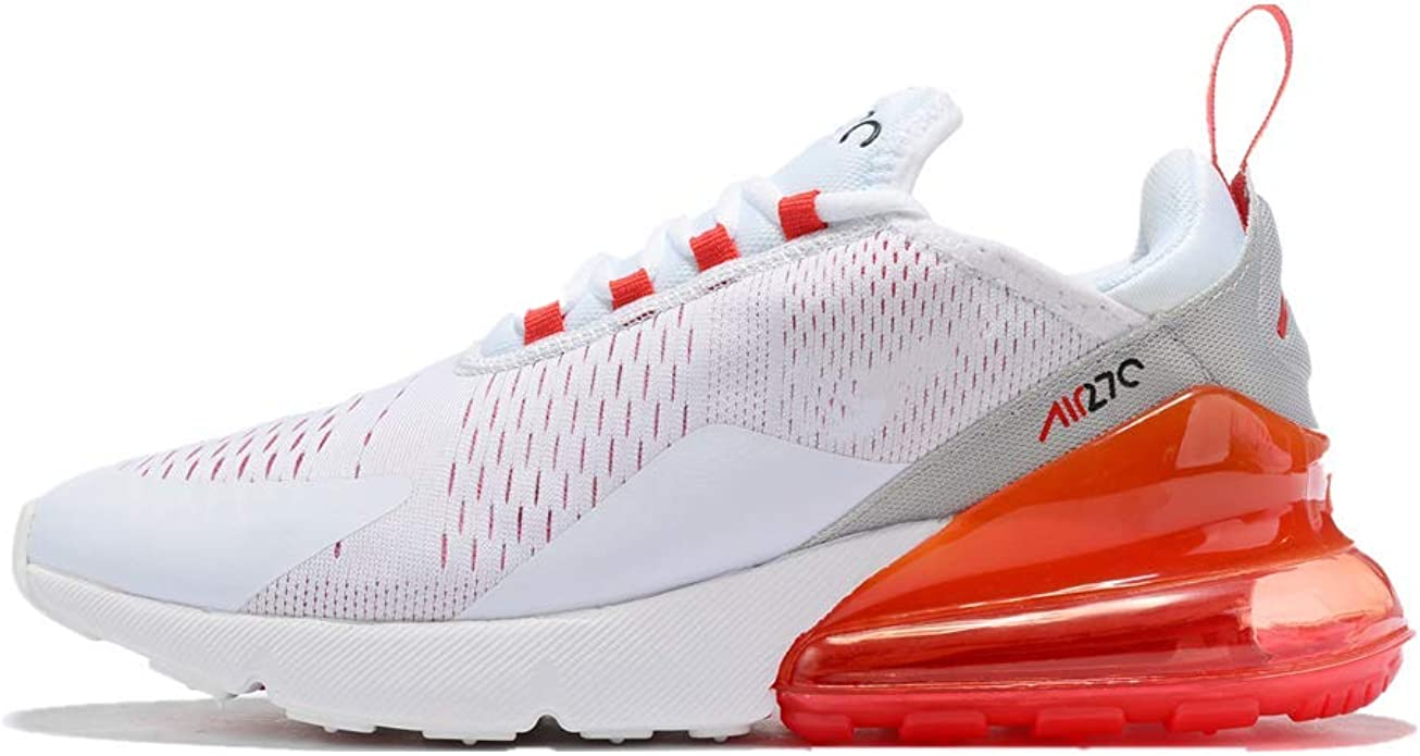 Air Hi 270 Zapatillas de Correr Transpirables para Hombre, Blanco (Rojo Blanco), 41 EU: Amazon.es: Zapatos y complementos