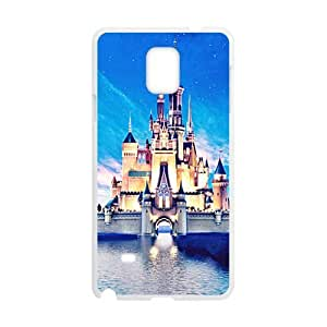 Beautiful Castello sul Mare Cell Phone Case for Samsung Galaxy Note4