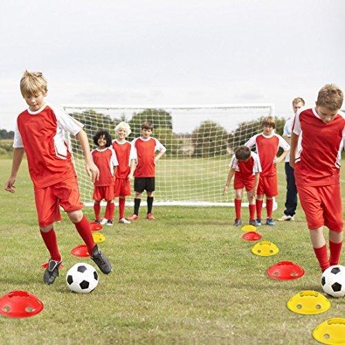 50 Pack Kevenz Agility Training Football