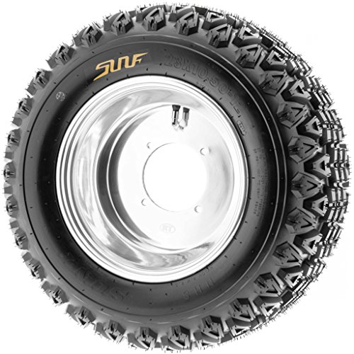 SunF ATV UTV A/T 23x11-10 All Trail 4 PR Tubeless Replacement Tire G003, [Single] by SunF (Image #5)