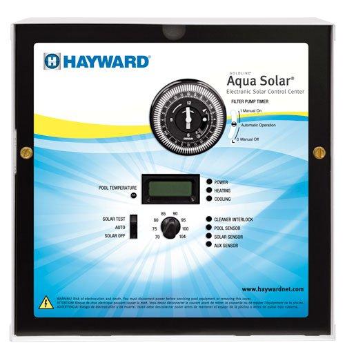 BEL-AQUA POOL SUPPLIES Hayward ASC-2P-A-TC Aqua Solar Con...