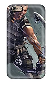 Case Cover Turok / Fashionable Case For Iphone 6(3D PC Soft Case) hjbrhga1544