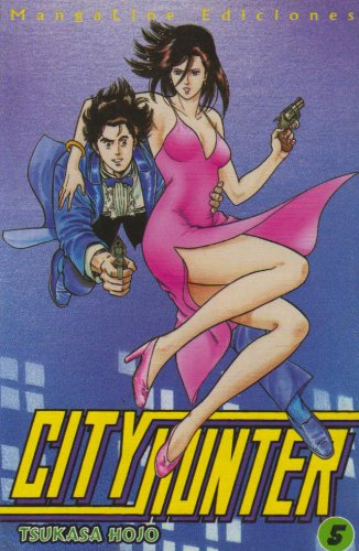 Download City hunter 5 (Spanish Edition) PDF