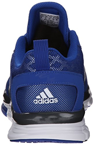 Adidas Performance Mens Speed Trainer 2 Training Schoen Collegiaal Royal / Wit / Tech Grijs / Metallic