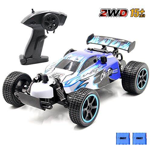 GMAXT Rc Cars,1120 Remote Control Car,1/20 Scale 15km/h,2.4Ghz 2WD Drift Racing,2 Rechargeable Batteries, Give The Child The Best Gift