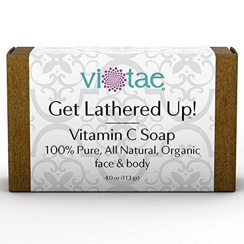 Vi Tae Organic Vitamin Soap oz product image