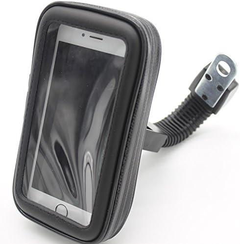 Wiiguda@Motocicleta teléfono Impermeable Funda Soporte, Universal ...