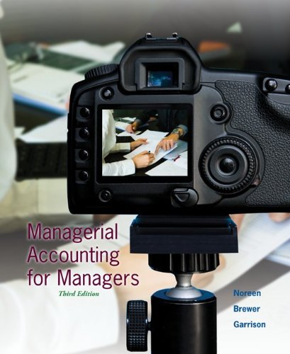 Loose Leaf Version of Managerial Accounting for Managers with Connect Access Card