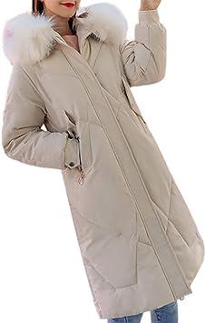 LianMengMVP hiver chic veste femme ,doudoune Couleur Unie