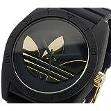 アディダス ADIDAS サンティアゴ クオーツ メンズ 腕時計 ADH2912 ブラック