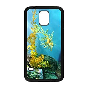 The Green Syngnathus Hight Quality Plastic Case for Samsung Galaxy S5