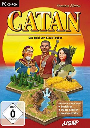 Catan Creators Edition